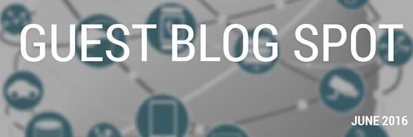 Guest Blog SPOT June2016