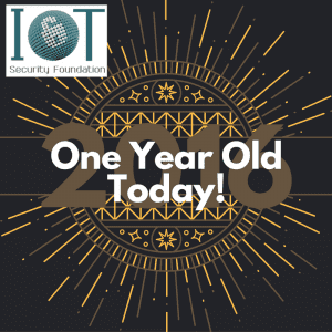 iotsf-one-year-old-today