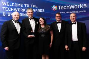 IoTSF Champion Award Winner