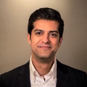 Dr Shahram Mossayebi, CEO, Crypto Quantique